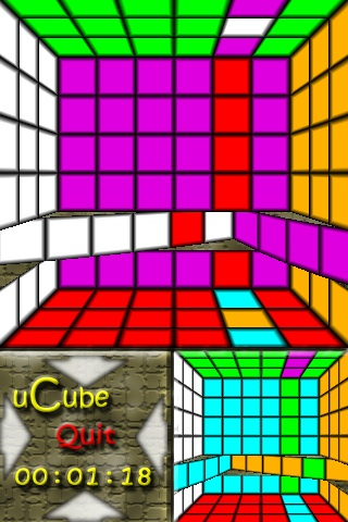 Screenshot uCube