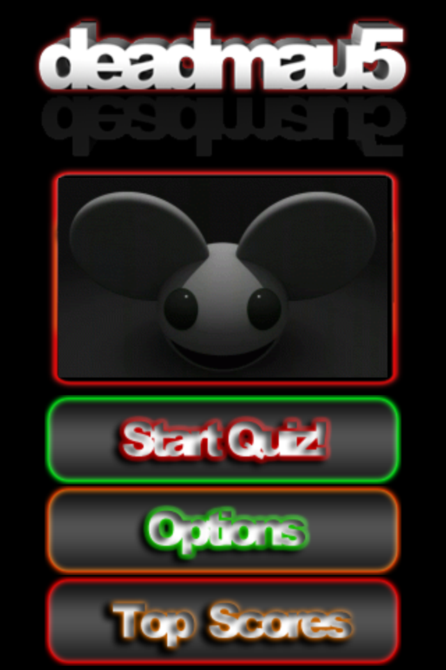 Screenshot Deadmau5 Trivia