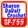 Sharon DaDalt Crochet Spider-In-Web
